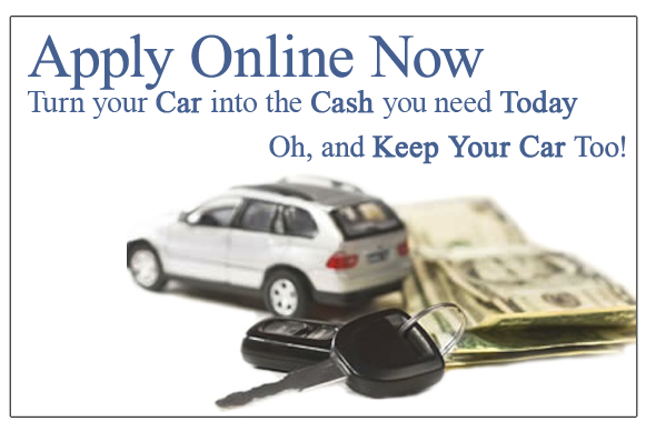 Cash Loans For Car Titles In Mass